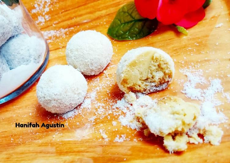 8 Cara Memasak 38 Putri Salju Almond Yang Mudah Cookandrecipe Com