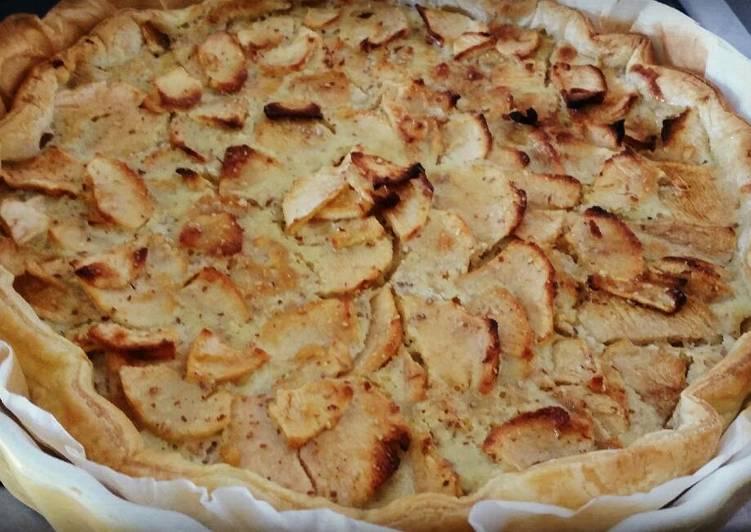 Recette Des Tarte aux pommes