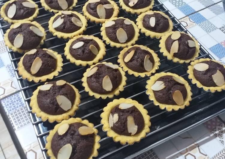 Resep 2. Pai Brownies Praktis Paling Gampang