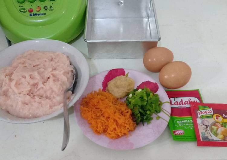 Resep Nugget Ayam Debm Oleh Mis Witri Cookpad