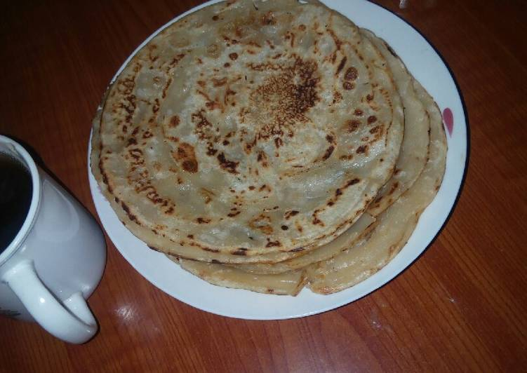 Recipe of Favorite Simple egg less pancakes