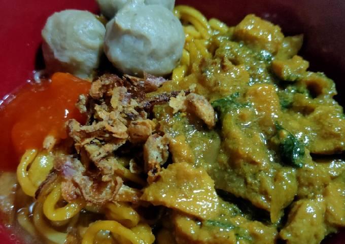 Resep Mi ayam Jawa yang enak dan Mudah Dibuat