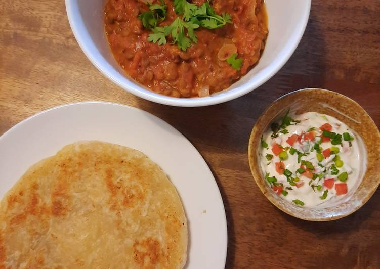 Lentil and tomato curry, Indian style Choosing Fast Food That's Good For You