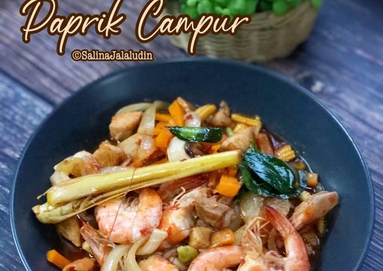 Paprik Campur