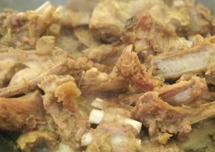 Gulai kambing
