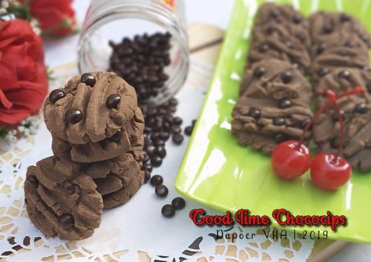 Good Time Chococips Renyah
