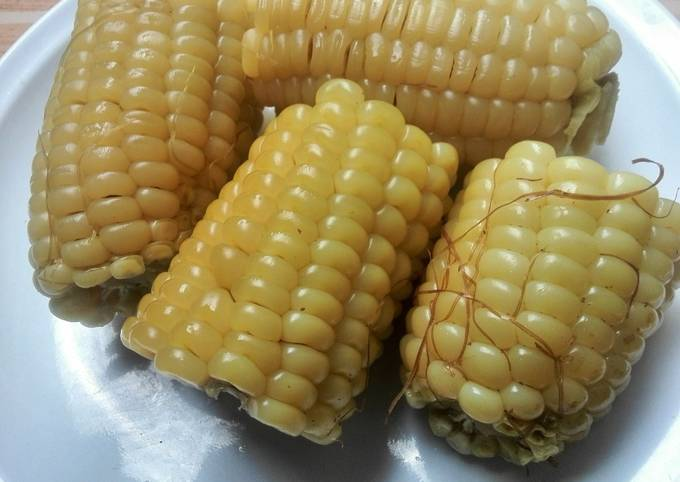 How to Cook Perfect Nakuru-style maize on the cob