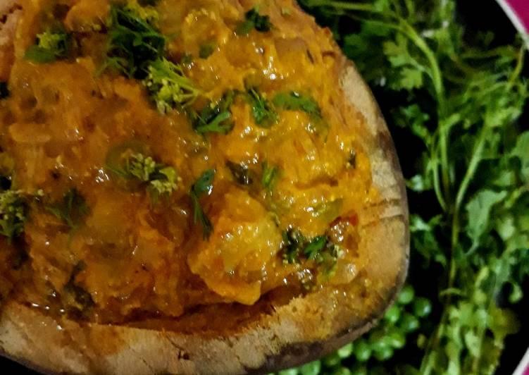 Simple Way to Prepare Ultimate Dab Mushroom..spicy mushroom in tender green coconut