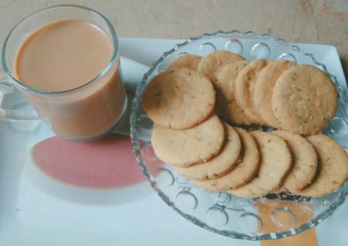 Recipe: Delicious Zeera biscuits