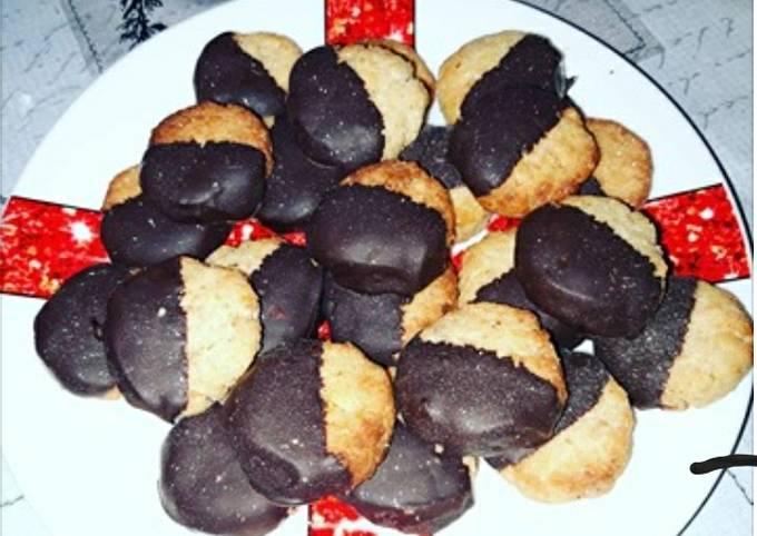 Cookies miettes de pain