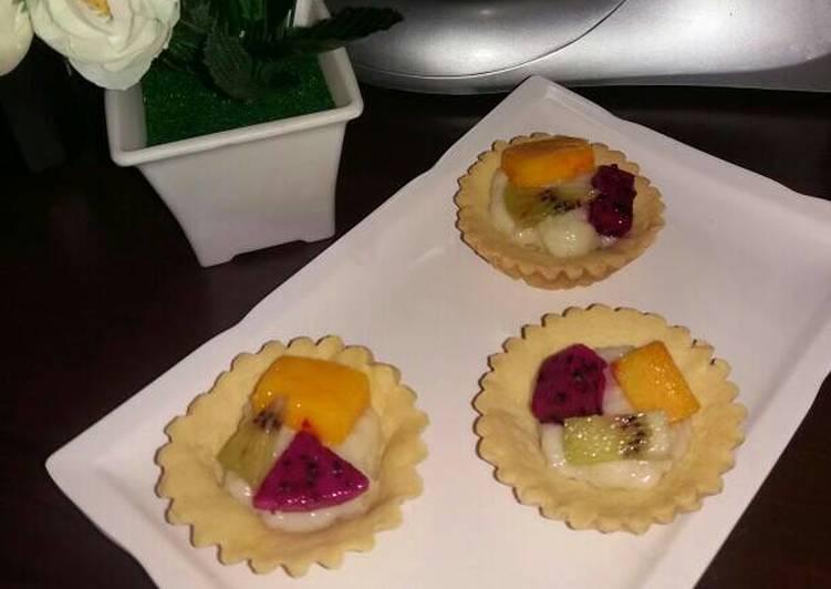 Resep Kue pie buah Paling Enak