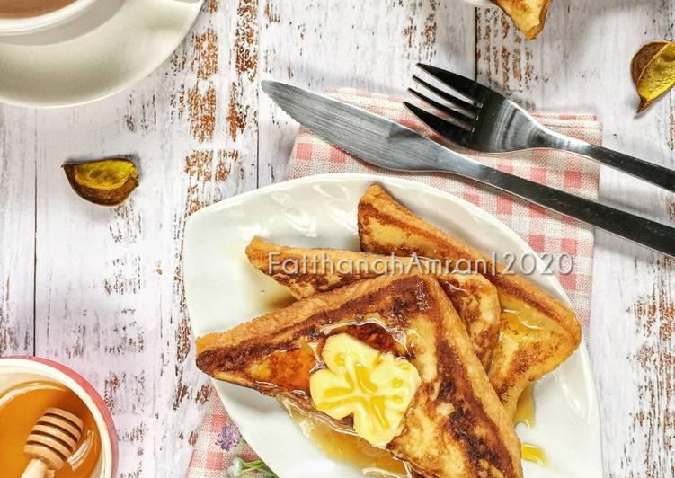Cara Mudah Masak: Fluffy French Toast  2021