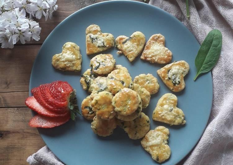 Sneaky veggies cookies