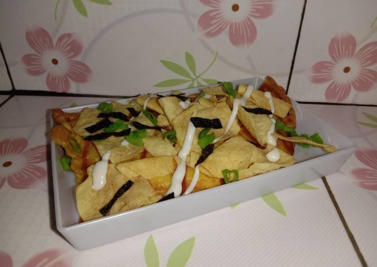 Martabak Jepang Kekinian (Okonomiyaki)