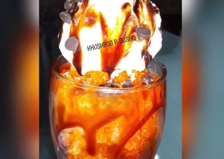 Icecream glass gola