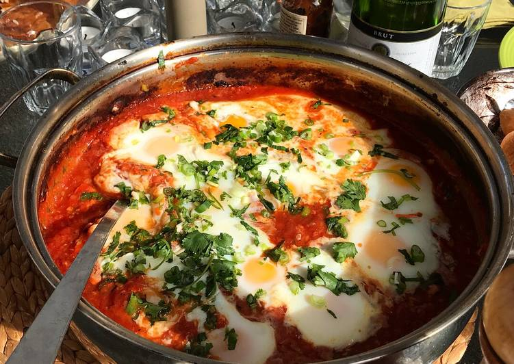 Big Brunch Shakshouka