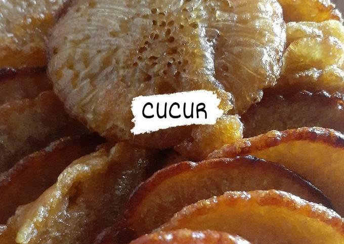Resep KUE CUCUR (traditional cake) yang Bisa Manjain Lidah