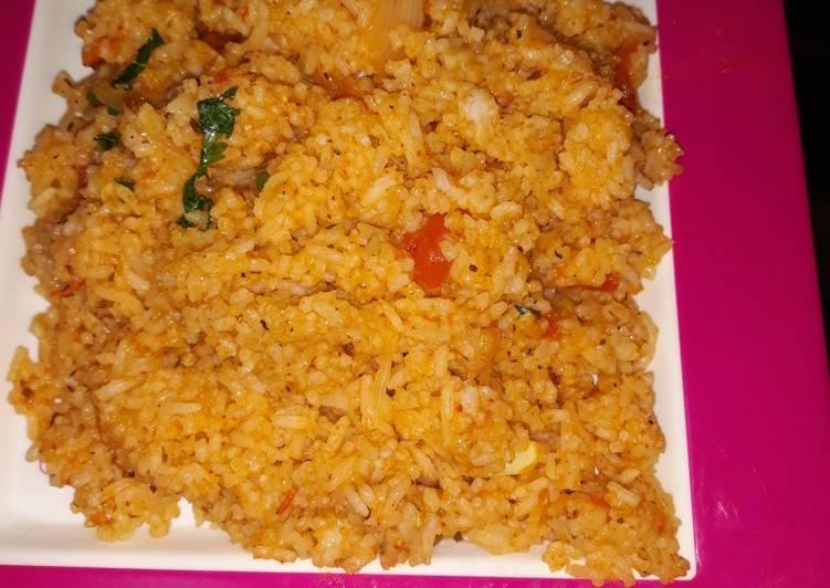 Recipe of Any-night-of-the-week Peri Peri Rice