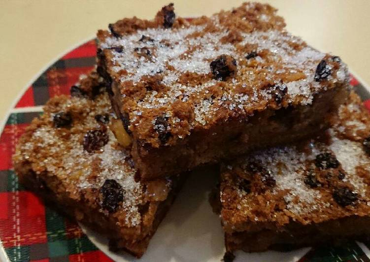 Good old fashioned Bread pudding Recipe