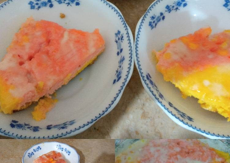 Recipe of Favorite Mango strawberry cake