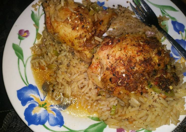 How to Prepare Any-night-of-the-week Anita's Chicken & Rice