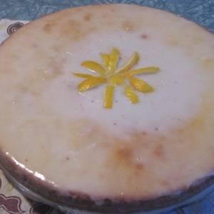 Torta de limon(zitronenkuchen-tipo alemana)