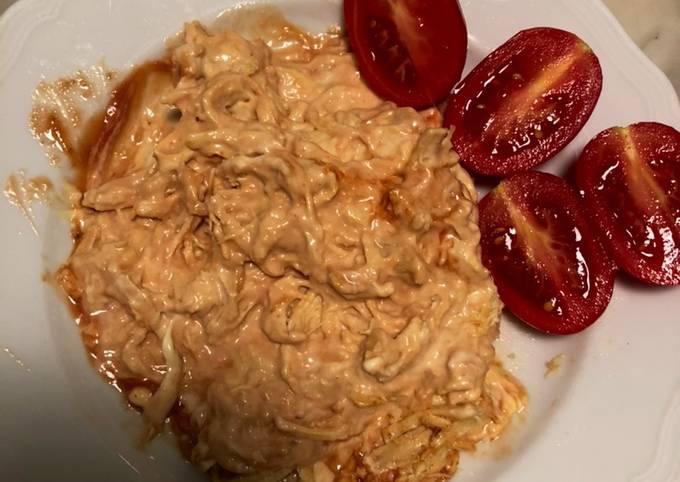 Insalata di pollo (un po meno saporita)