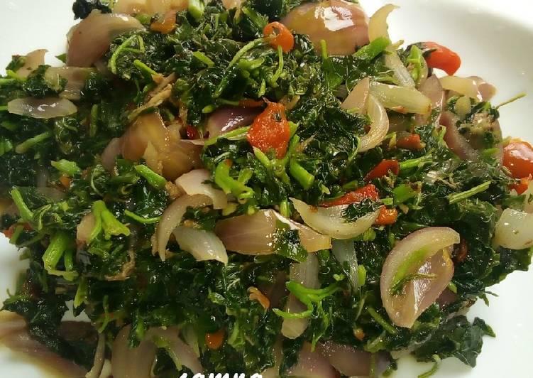 Recipe of Award-winning Vegetable sause