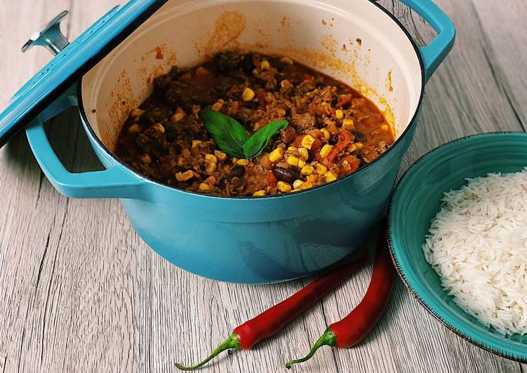 The best Chili con carne 🌶