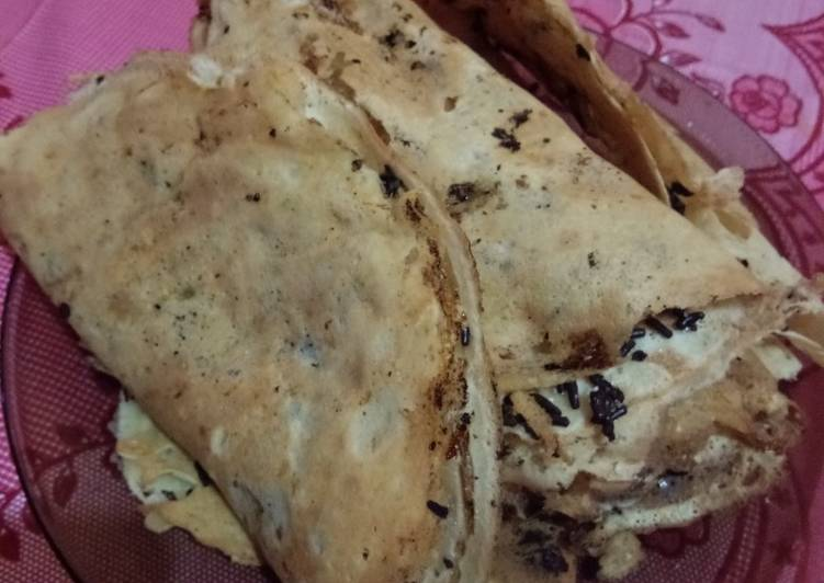 Crepes / Leker sederhana homemade