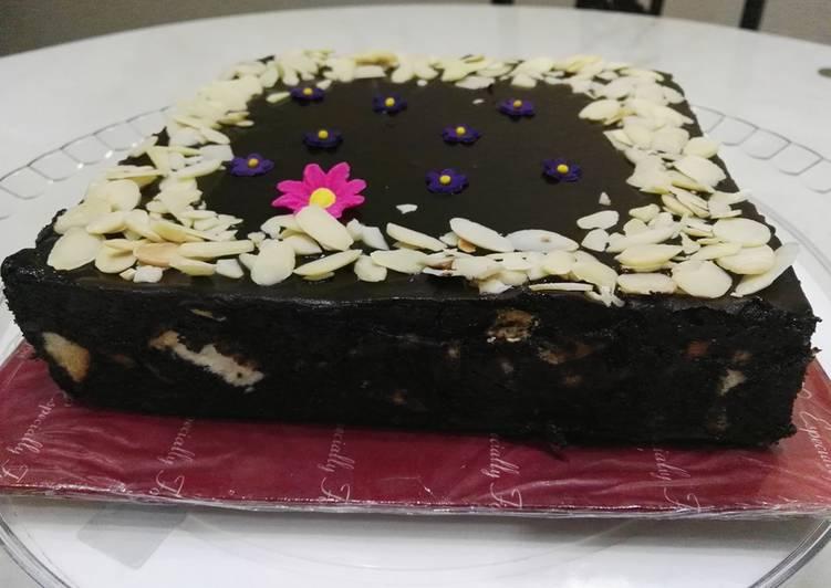 Resepi: Resepi kek batik mama linda  2021