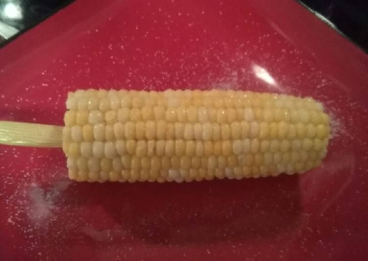 Foolproof stove top corn on the cob