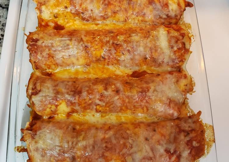 How to Make Appetizing Chicken enchilada