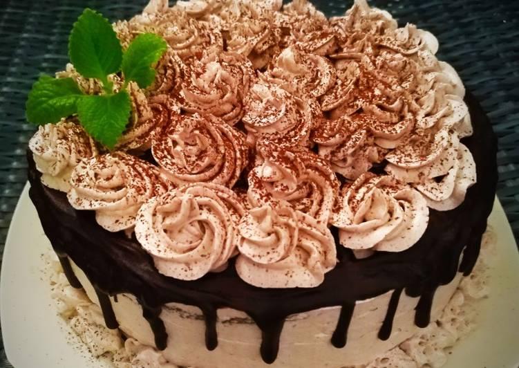 Beng-Beng Cake for Birthday Cake - cookandrecipe.com