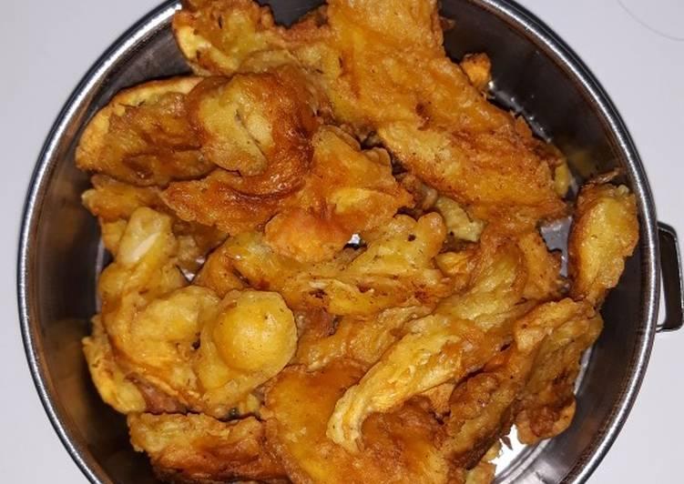 Jamur Crispy