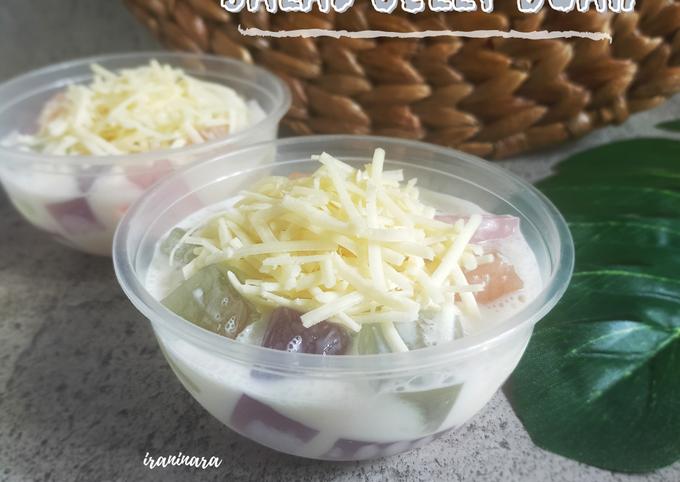 Bagaimana Membuat Salad Jelly Buah, Bisa Manjain Lidah