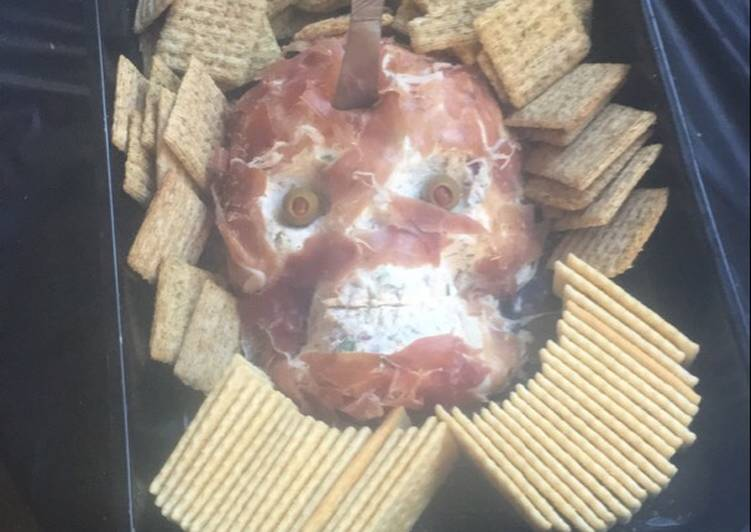 The Best Way to Cook Perfect Skeleton Cheese Ball