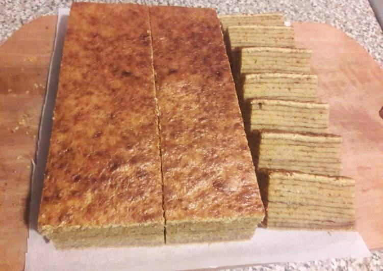 Resep Lapis Legit Spekkoek Premium Untuk Pemula Dan Cara Membuat