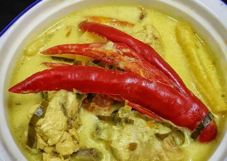 Ayam masak lemak cili api - velavinkabakery.com