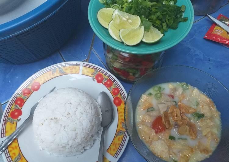 Soto Ayam Betawi 3S (Simple Sederhana N Sedaap)