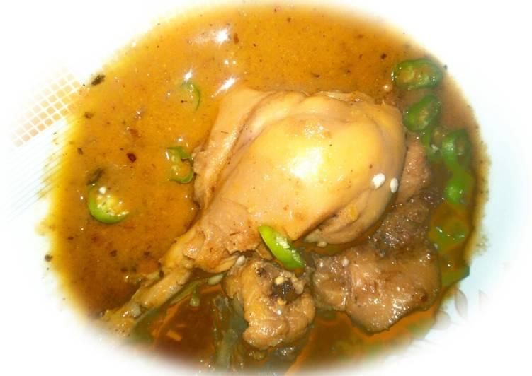 How to Prepare Yummy 🐔 chicken Degi Korma