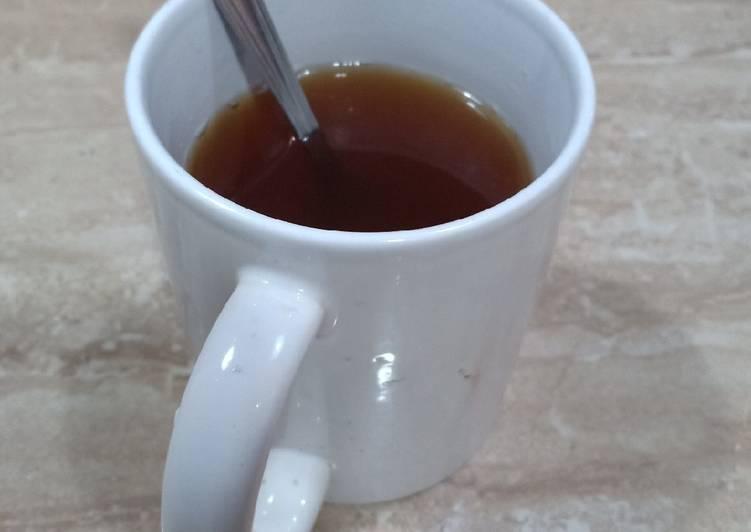 Easiest Way to Cook Yummy Teh Herbal Batuk Flu