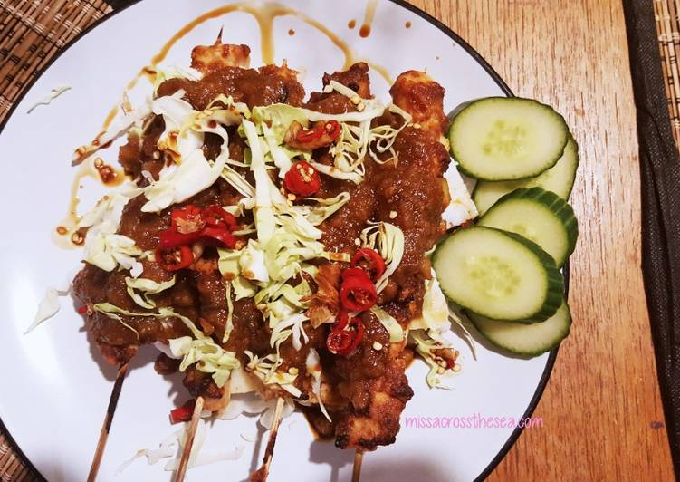 Recipe of Top-Rated Maduranese Chicken Satay