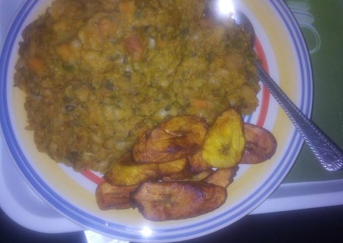 Chakalaka South African food