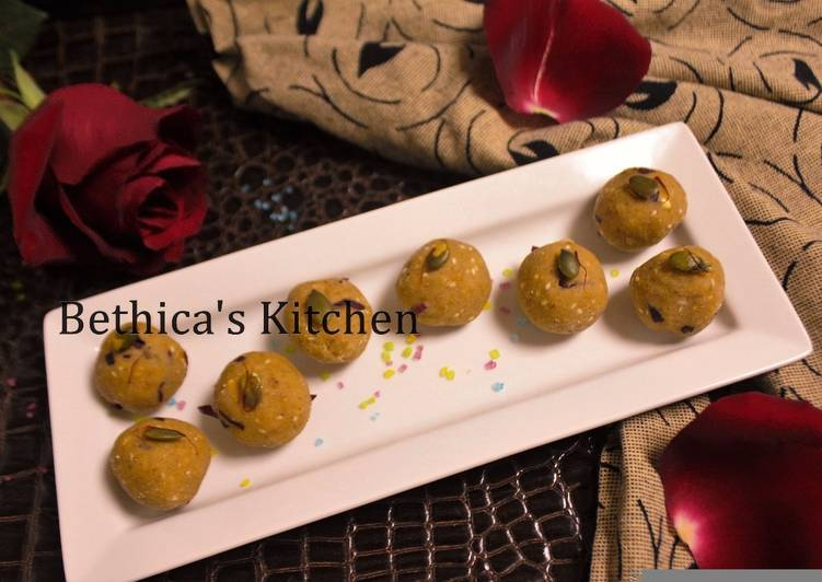 Discover How to Elevate Your Mood with Food Jowar Atta Laddu