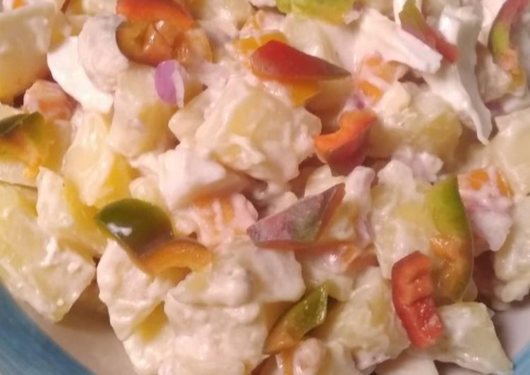 Best Potato Salad Recipe Tasty