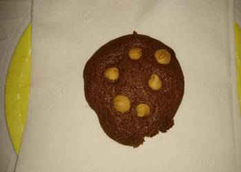 Easiest Way to Cook Tasty Chocolate and peanut butter cookies Hart made