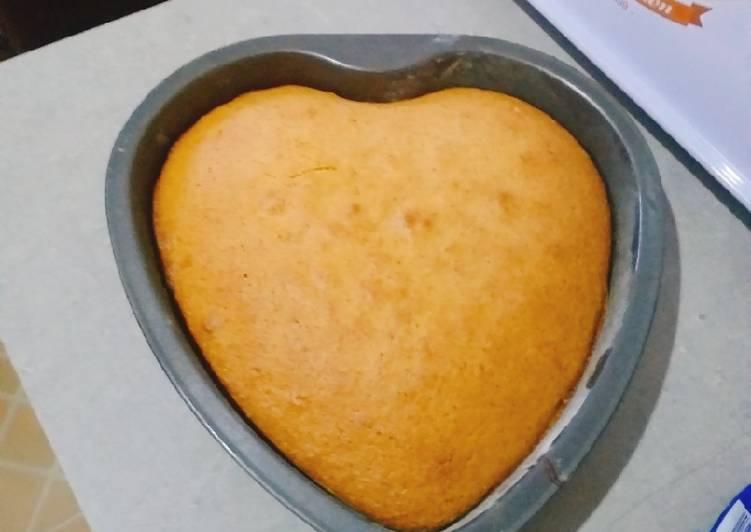 Recipe of Perfect Almond cake