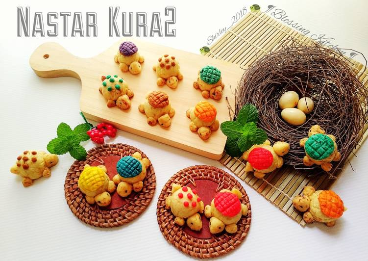 Nastar Kura2 /Turtle Cookies