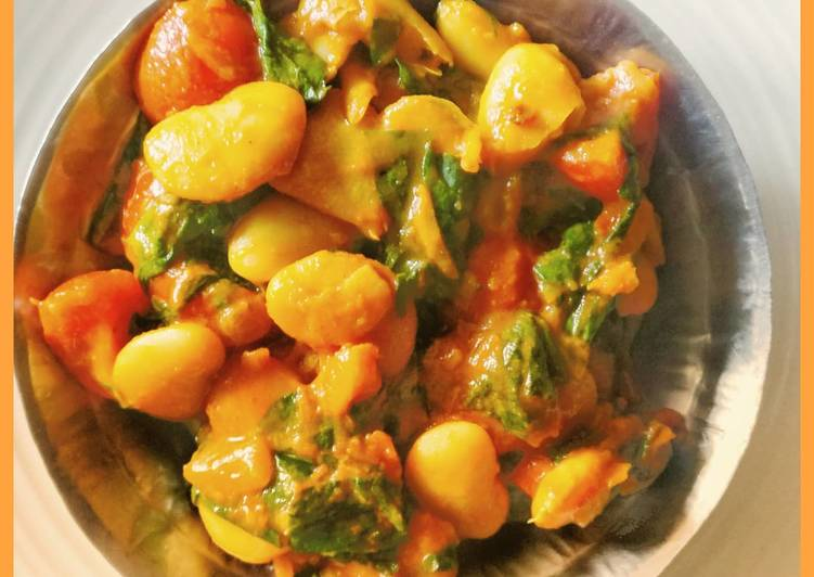 How to Prepare Super Quick Homemade Butter beans curry